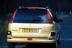 Peugeot 206 universāla foto attēls 9