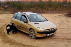 Peugeot 206 Universāls 2004