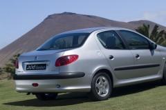 Peugeot 206 sedana foto attēls 4