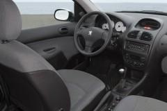 Peugeot 206 sedana foto attēls 5