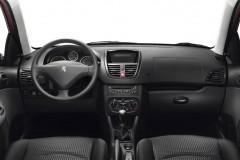Peugeot 206 3 durvis hečbeka foto attēls 9