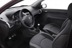 Peugeot 206 3 durvis hečbeka foto attēls 8