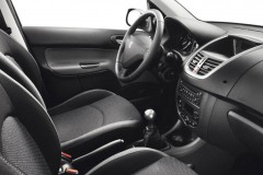 Peugeot 206 3 durvis hečbeka foto attēls 7