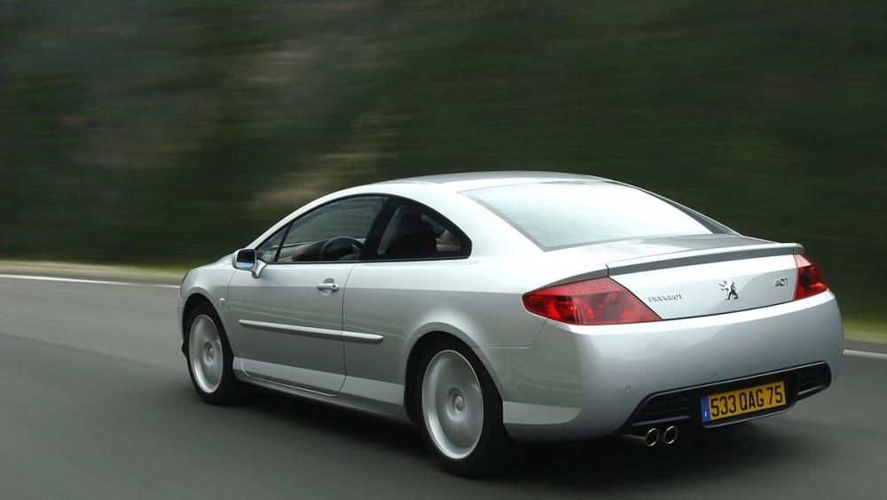 Peugeot 407 Coupe 2005 - 2008 reviews, technical data, prices