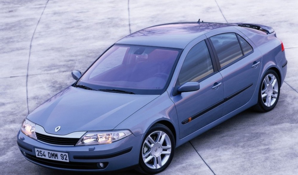 renault laguna hatchback 2001 2005 reviews technical data prices. Black Bedroom Furniture Sets. Home Design Ideas