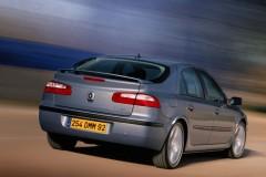 Renault Laguna hečbeka foto attēls 3