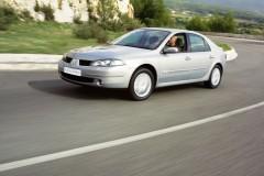Renault Laguna hečbeka foto attēls 5