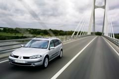 Renault Laguna universāla foto attēls 8