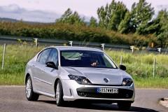 Renault Laguna hečbeka foto attēls 20