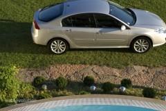 Renault Laguna hečbeka foto attēls 8