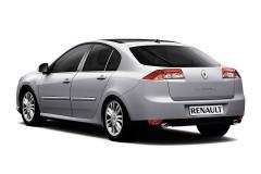 Renault Laguna hečbeka foto attēls 6
