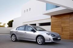 Renault Laguna hečbeka foto attēls 4