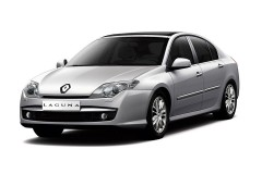 Renault Laguna hečbeka foto attēls 2