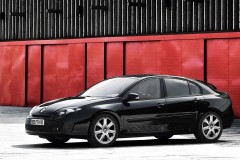 Renault Laguna hečbeka foto attēls 17