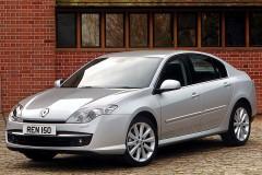 Renault Laguna hečbeka foto attēls 13