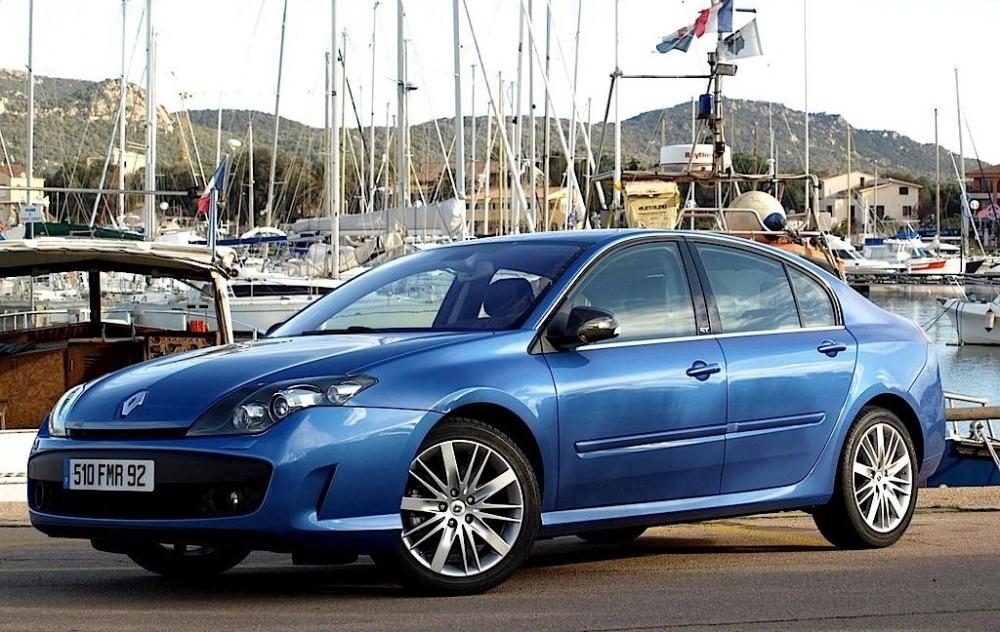 Renault Laguna 2007 foto attēls