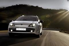Renault Laguna universāla foto attēls 15