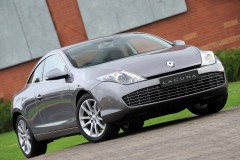 Renault Laguna coupe photo image 17