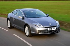 Renault Laguna coupe photo image 7