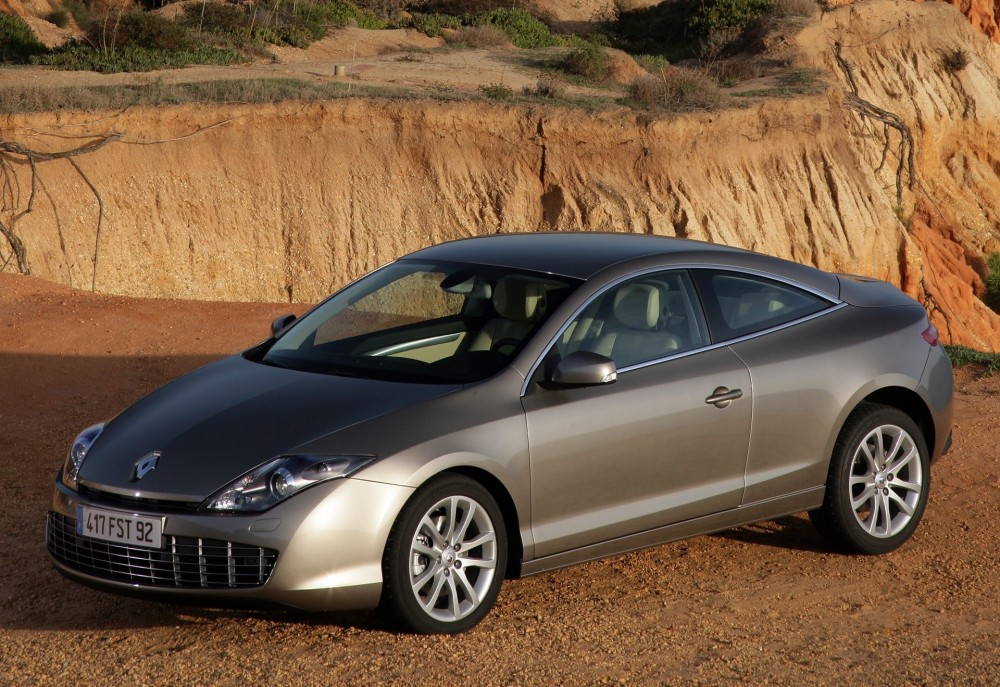 Renault Laguna 2008 photo image