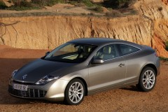 Renault Laguna coupe photo image 14