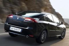 Renault Laguna hečbeka foto attēls 1