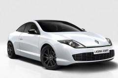 Renault Laguna kupejas foto attēls 6