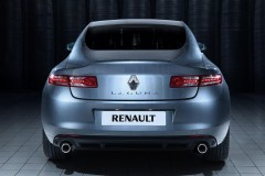 Renault Laguna kupejas foto attēls 4