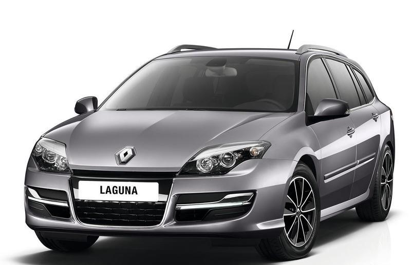 Renault Laguna 2013 foto attēls