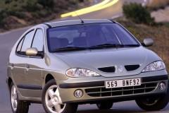 Renault Megane hečbeka foto attēls 1