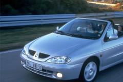 Renault Megane kabrioleta foto attēls 3