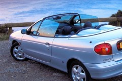 Renault Megane kabrioleta foto attēls 2