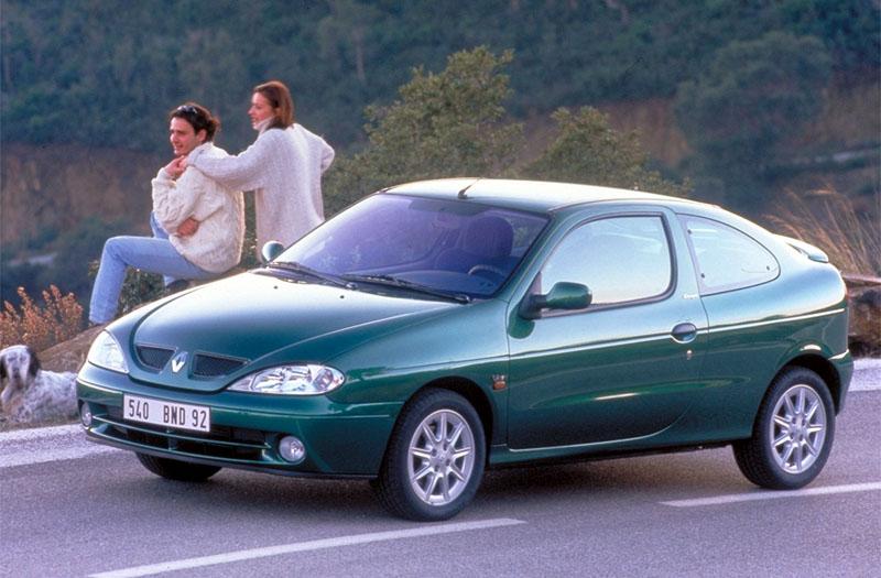 Renault Megane 2000 photo image
