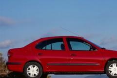 Renault Megane sedan photo image 2