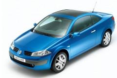 Renault Megane kabrioleta foto attēls 5