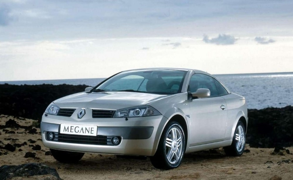 Renault Megane 2003 foto attēls