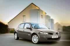 Renault Megane sedana foto attēls 4