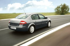 Renault Megane sedana foto attēls 5