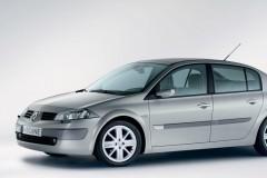 Renault Megane sedana foto attēls 7