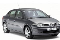 Renault Megane sedana foto attēls 9