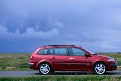 Renault Megane universāla foto attēls 8