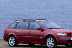 Renault Megane universāla foto attēls 7