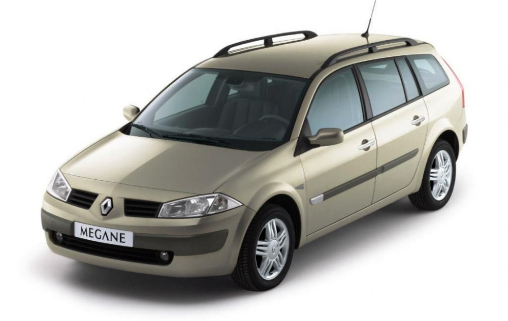 renault megane estate car wagon 2003 2006 reviews technical data prices. Black Bedroom Furniture Sets. Home Design Ideas
