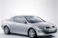 Renault Megane kabrioleta foto attēls 1