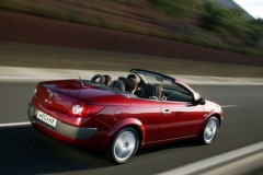Renault Megane kabrioleta foto attēls 10