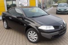 Renault Megane kabrioleta foto attēls 9