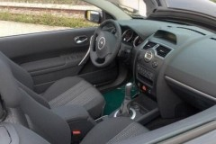 Renault Megane kabrioleta foto attēls 4