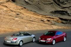 Renault Megane kabrioleta foto attēls 11