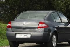 Renault Megane sedana foto attēls 1