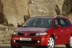 Renault Megane universāla foto attēls 4